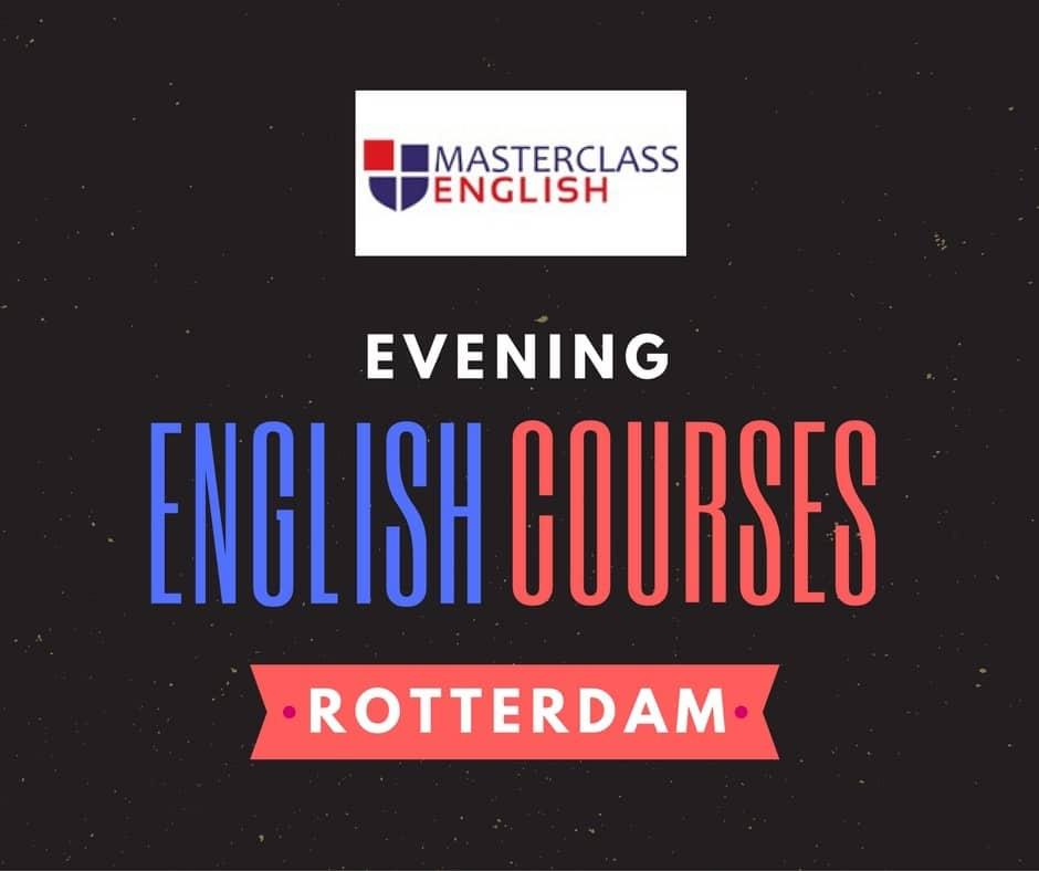 Avondcursussen Engels Gegeven in Rotterdam
