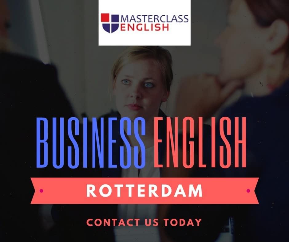Cursussen Zakelijk Engels in Rotterdam