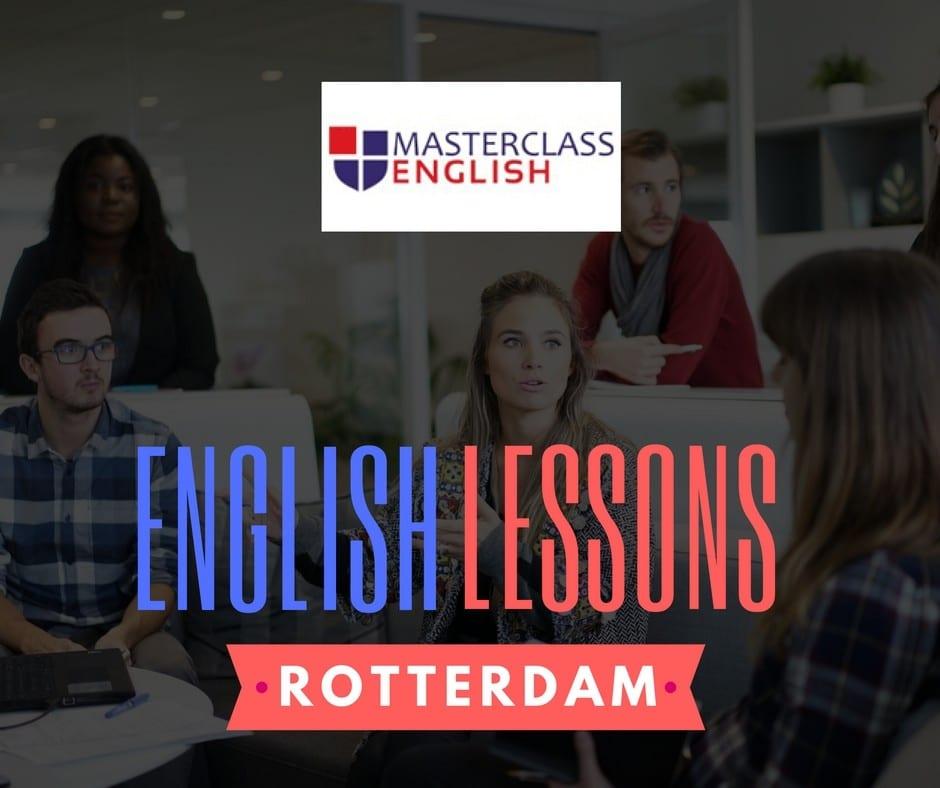 Lessen Engels Gegeven in Rotterdam