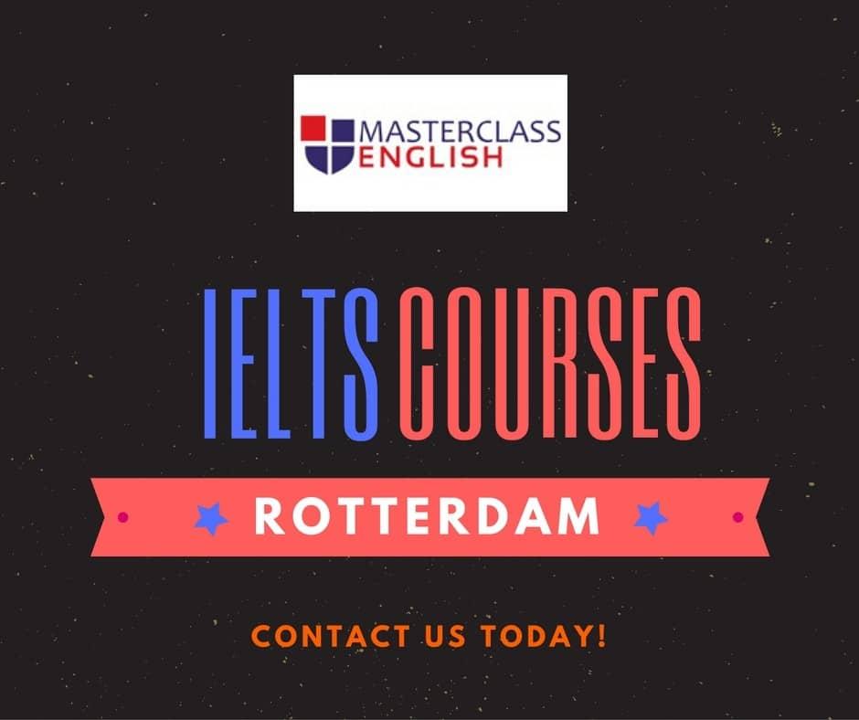 IELTS Cursussen Rotterdam